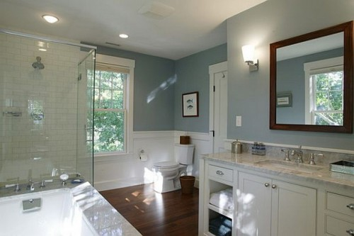 10 Unique Bathroom Makeover Ideas