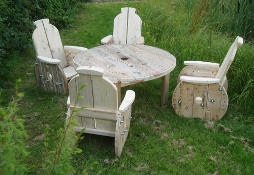 Eco-Friendly Garden Furniture