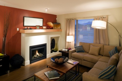 Make your living room inviting