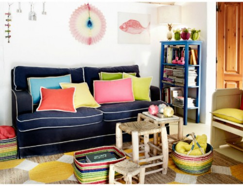Spring Fashion Trends to Your Home