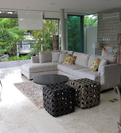 Eco-friendly Living Rooms