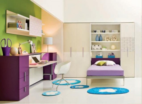 Multifunctional bedroom furniture