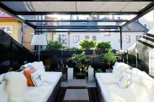 Penthouse Apartment, Sweden