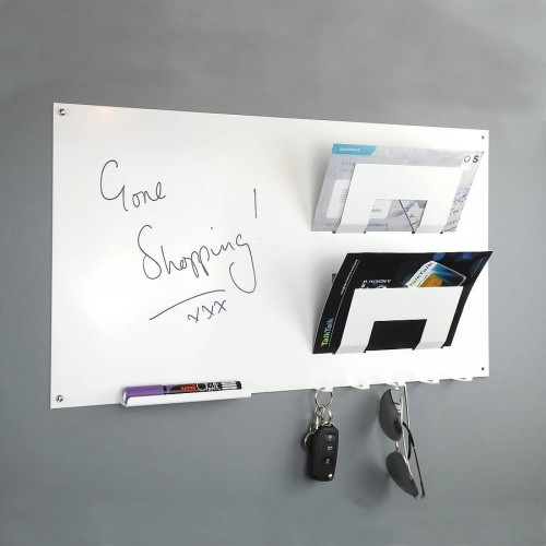 Key holder memo board
