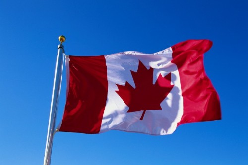 Using the Canadian flag