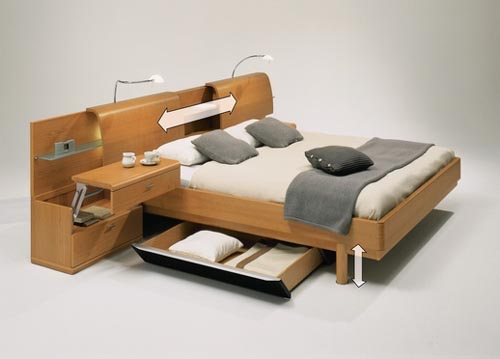 Form to function tips for choosing a wooden bed inhabit for Fevicol bed furniture design