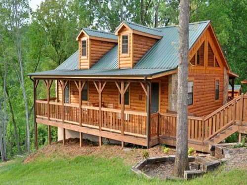 How to Build a Log House