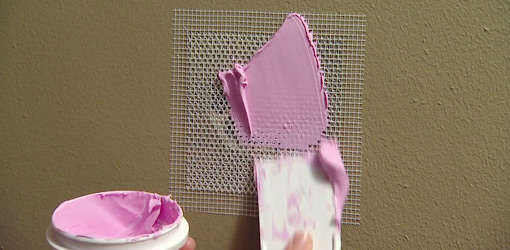 How to Patch Up a Dry Wall