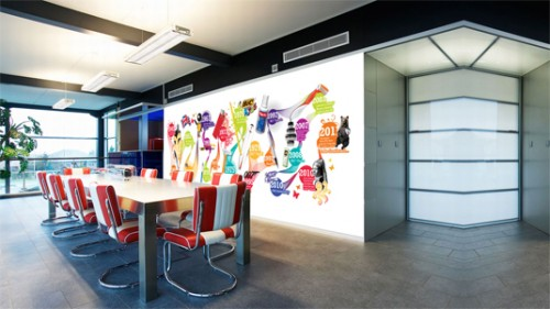 Office Wall Murals