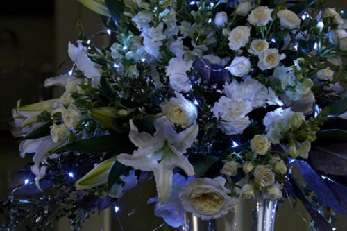 Illuminated bouquet