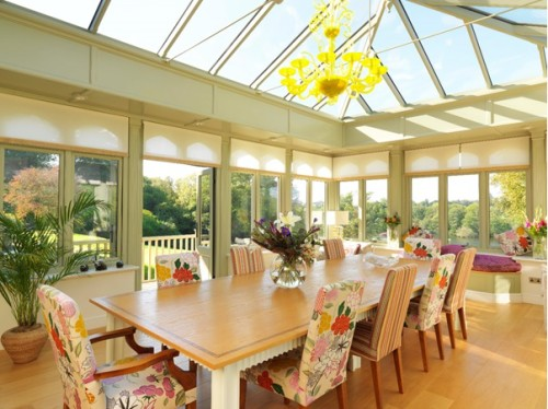 The Best Furniture for a Conservatory