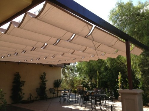 Customized awnings