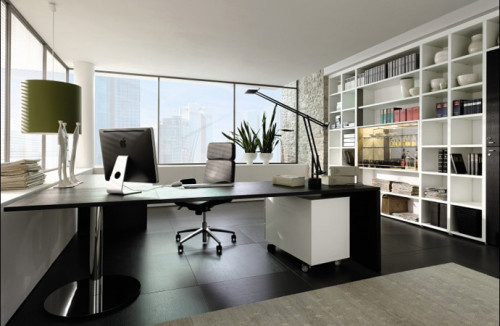 How to Choose Perfect Home Office Cabinets