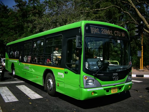 Benefits of Traveling by Green Buses