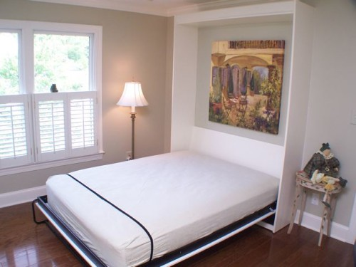 The Uses and Benefits of Wall Beds