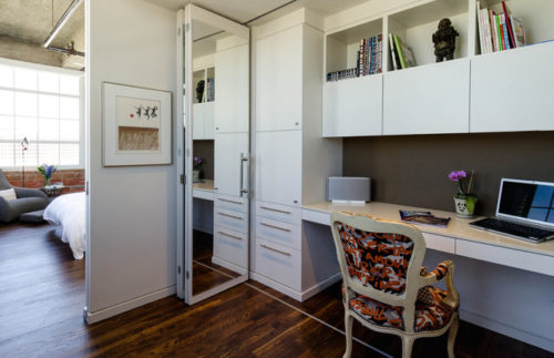'Bi-fold Doors Can Help Create More Useable Space and Even Home Office Work Space'