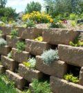 Tiered Garden Walls