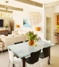 Decorating Ideas for Your Open Plan Home