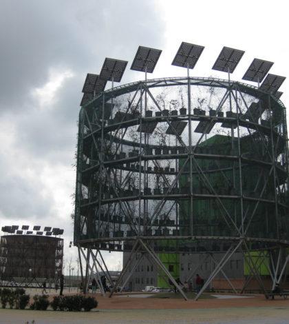 Eco-Boulevard blends architecture