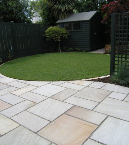 Ideas for Garden Paving Slabs