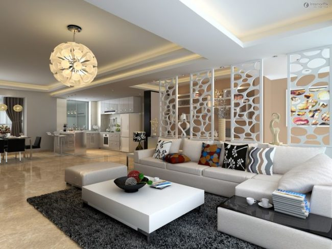 contemporary style decorating ideas