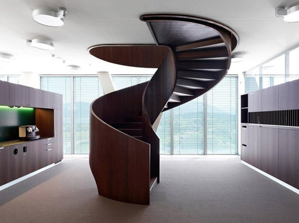 Spiral Staircase Style
