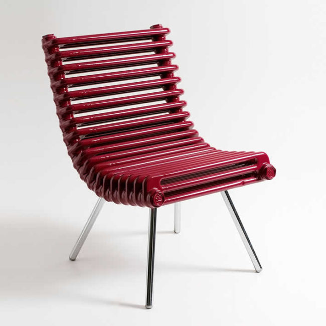 Chair Combined with Radiator