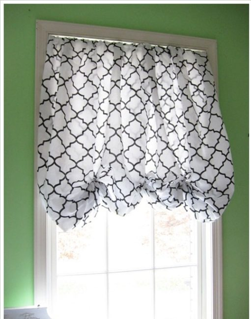 How to Make Curtain without Sewing