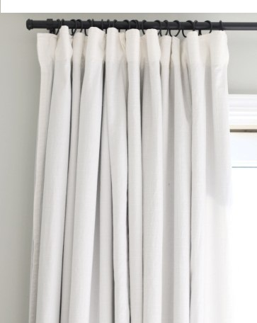No-Sew Blackout Curtains