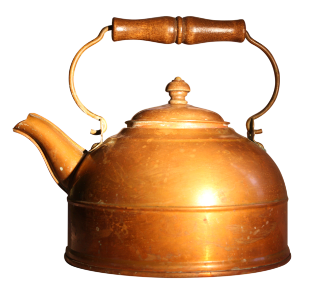 History of the Kettle