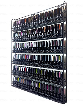 Large Nail Polish Display Rack