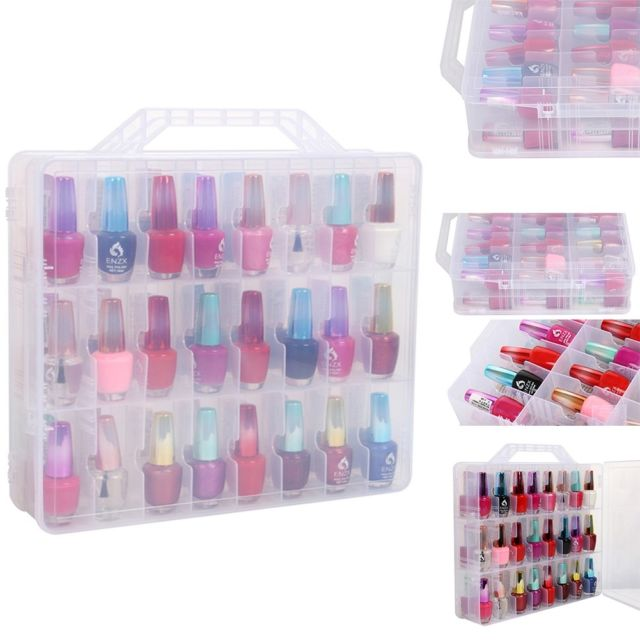 Nail Polish Display Containers