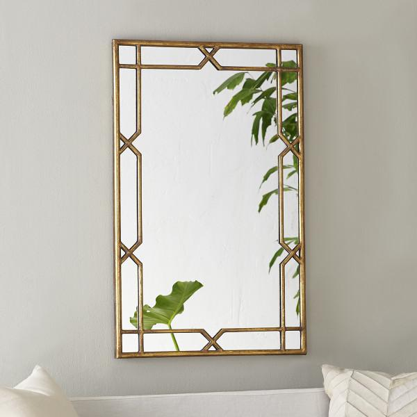 Geometric framed mirrors