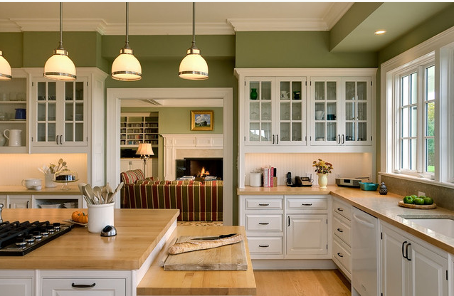 Tips To Green Your Kitchen Cabinets