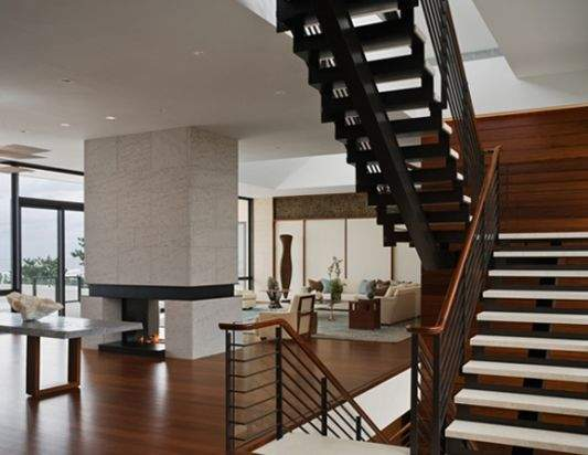 Wood Staircase Design Ideas To Enhance The Look Of Your
