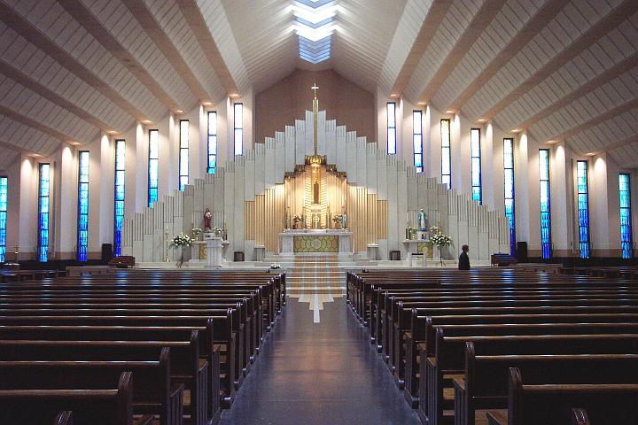 Exceptional Interior Design Ideas For Modern Church