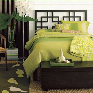 modern eco friendly bedroom furniture | Inhabit Blog