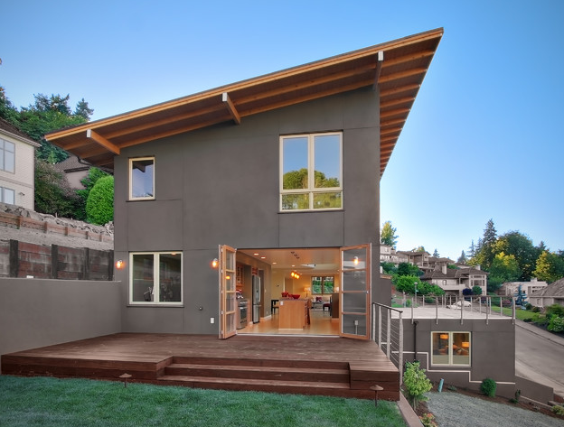 Attractive and Economical Exterior Plywood Siding | Inhabit Blog