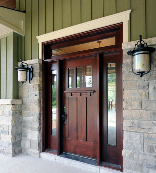 Great Solid Wood Front Entry Doors 547 X 605 615 Kb Png
