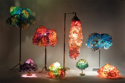 Elegant Recycled Products Ideas In Home