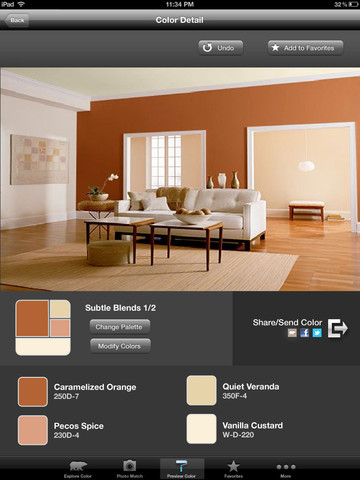 Interior design apps to come up with creative ideas for - Virtual room designer app ...