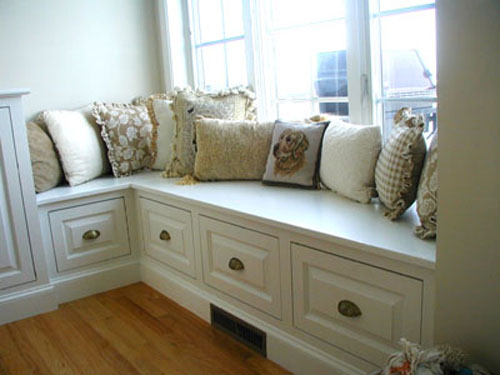 Bench Seat Cushion Ideas