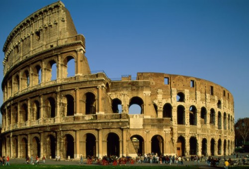 History Of Roman Architecture Inhabit Blog