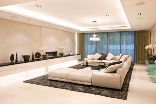 Contemporary Luxury House Interior Design Ideas