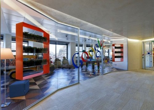 Ultra Modern Office Interior Design Of Different Companies