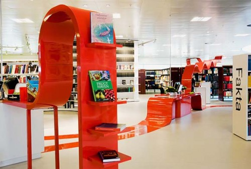 Library Interior Design Ideas