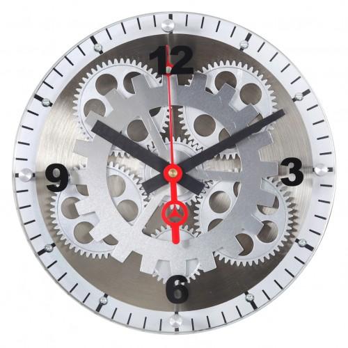 10 Decorative Wall Clocks For Living Rooms Inhabit Blog