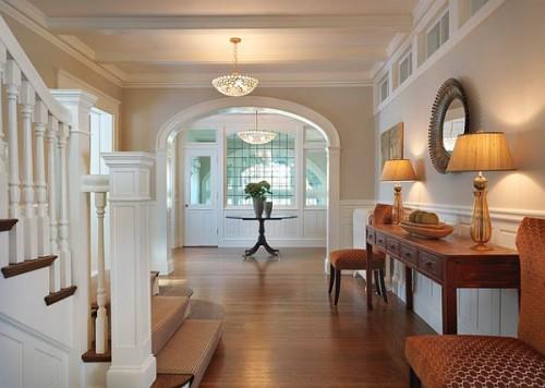 Foyer Colors Uk : Stylish ideas for decorating hallways inhabit