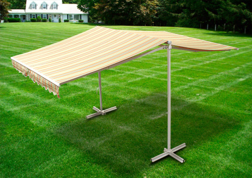 Choosing Patio Awnings For Diffe