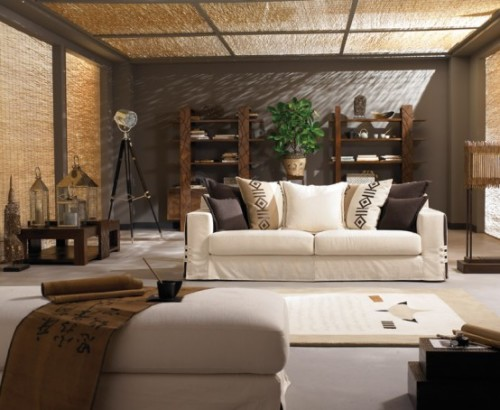 Genial Exotic Living Room Furniture